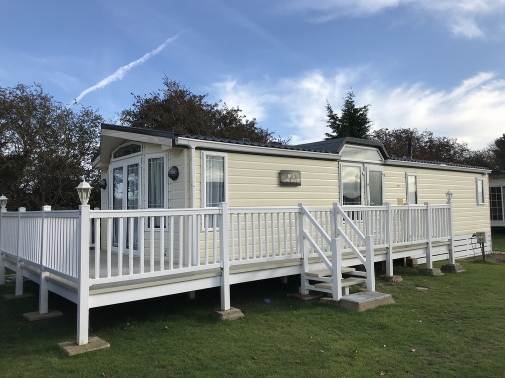 Willerby Vogue Luxury holiday home for sale in essex